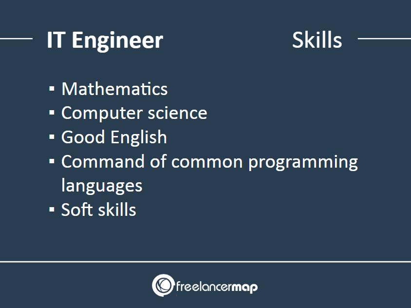 IT Engineer skills