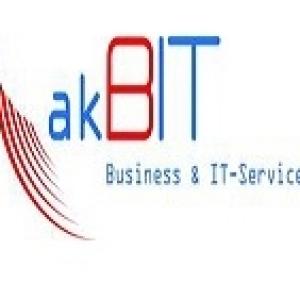 akBit Business & IT Services GbR Logo