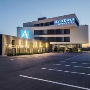 Aracom IT Services AG Logo