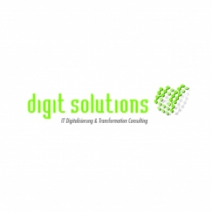 Digit Solutions GmbH Logo