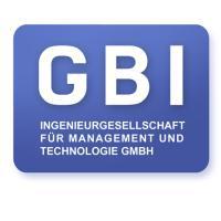 GBI Ingenieurgesellschaft für Management & Technologie GmbH Logo
