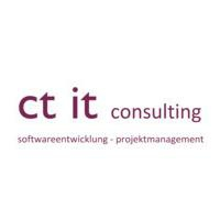 ct it consulting Logo