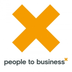 people to business GmbH Logo